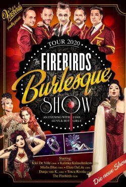 Firebirds Burlesque Show