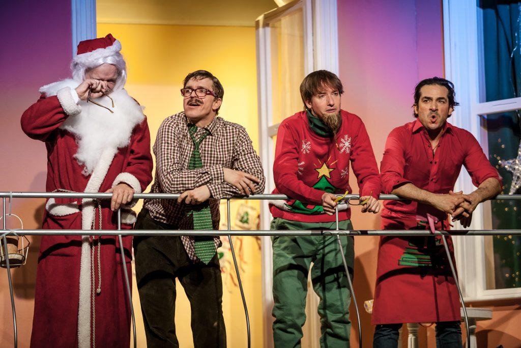 Weihnachten Auf Dem Balkon Köln