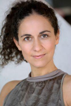 Schauspielerin Shirin Soraya