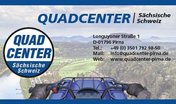 Quadcenter Sächsische Schweiz